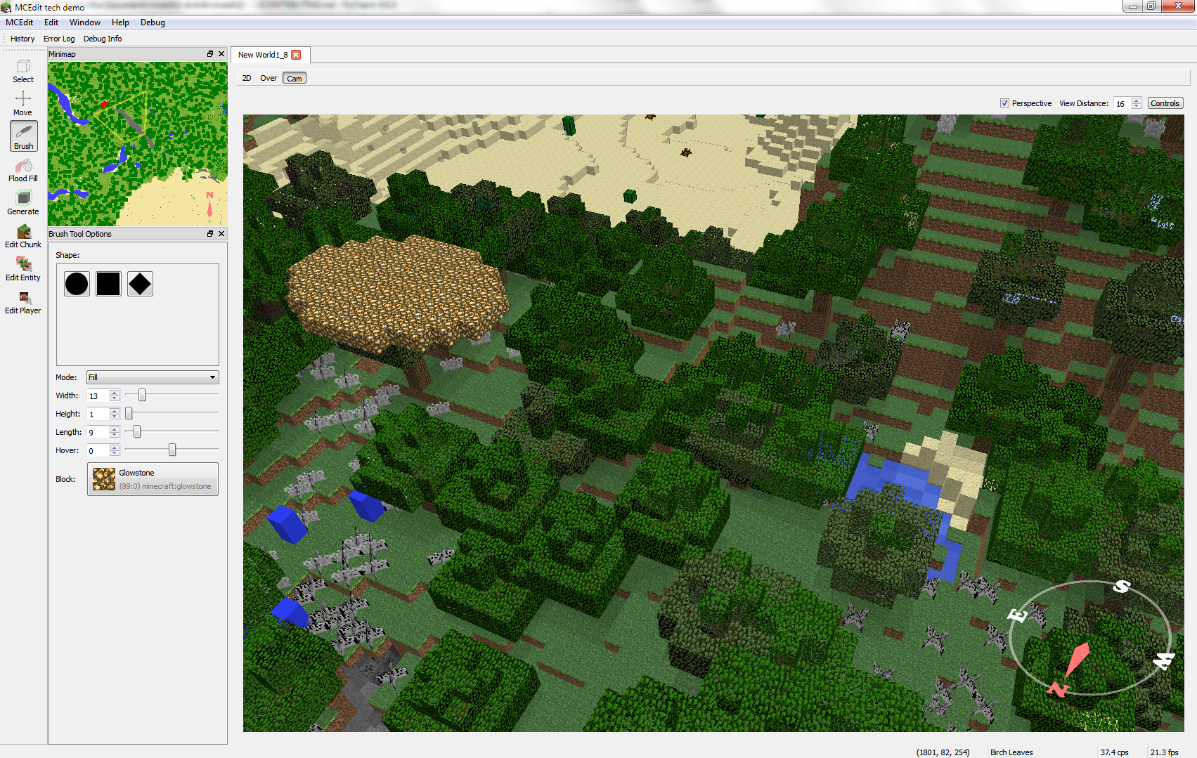 Mcedit world editor for minecraft about mcedit 20 gumiabroncs Gallery